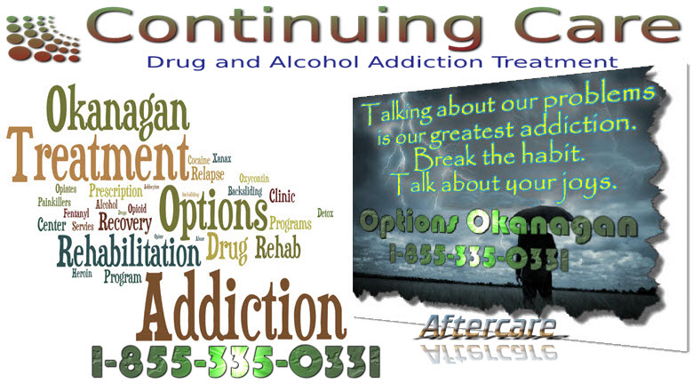 People Living with Drug addiction and Addiction Aftercare and Continuing Care in Vancouver