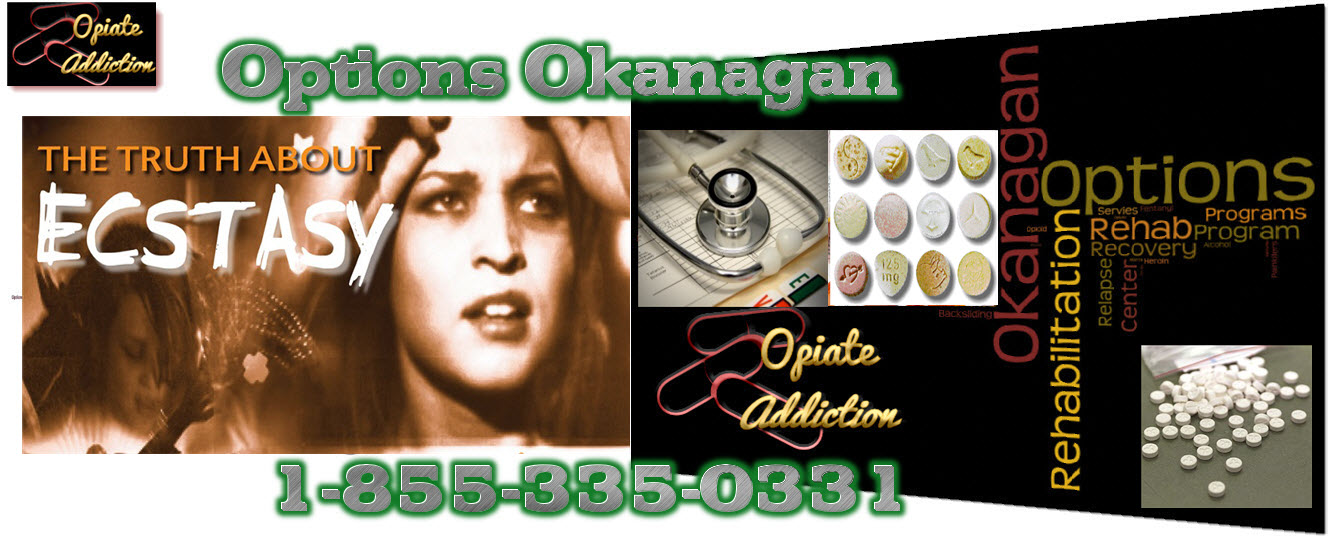Opiate addiction and Ecstasy abuse and addiction in Calgary, Alberta