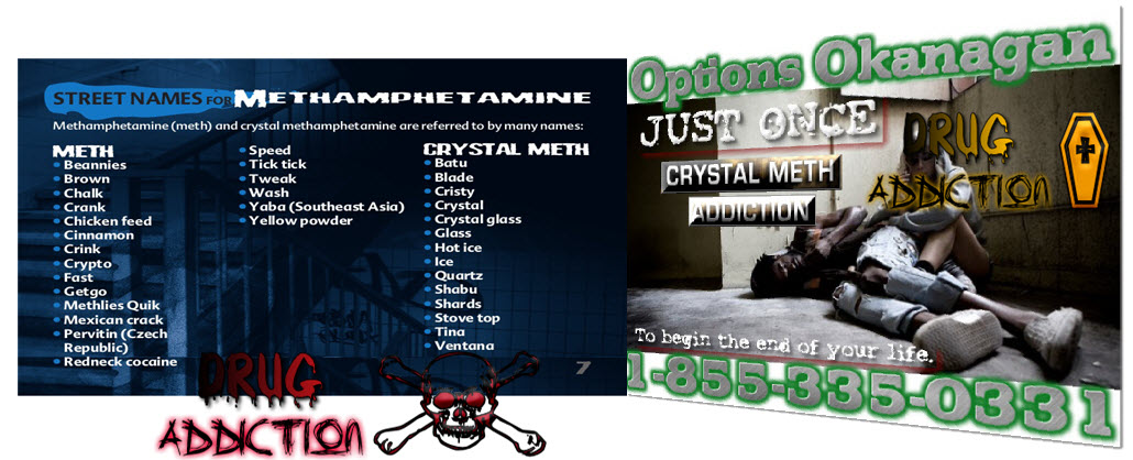 Crystal Meth Addiction And Abuse Treatment In Calgary