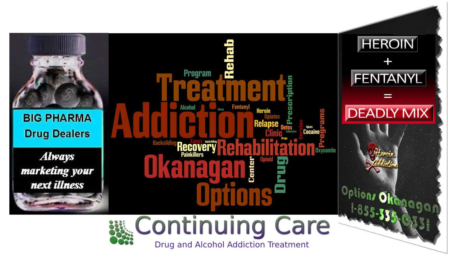 People Living with Drug addiction and Fentanyl Addiction Aftercare and Continuing Care in Red Deer, Edmonton and Calgary, Alberta
