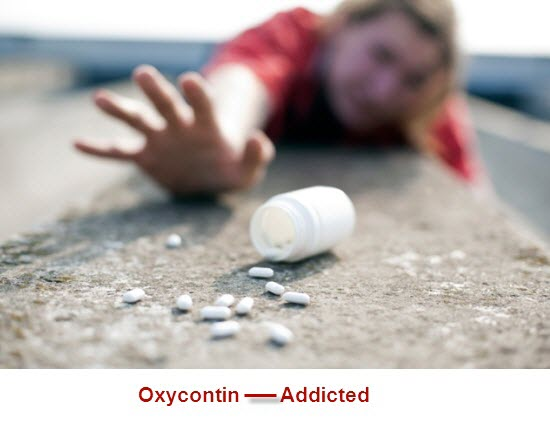 Teens Living with OxyContin addiction in Kelowna