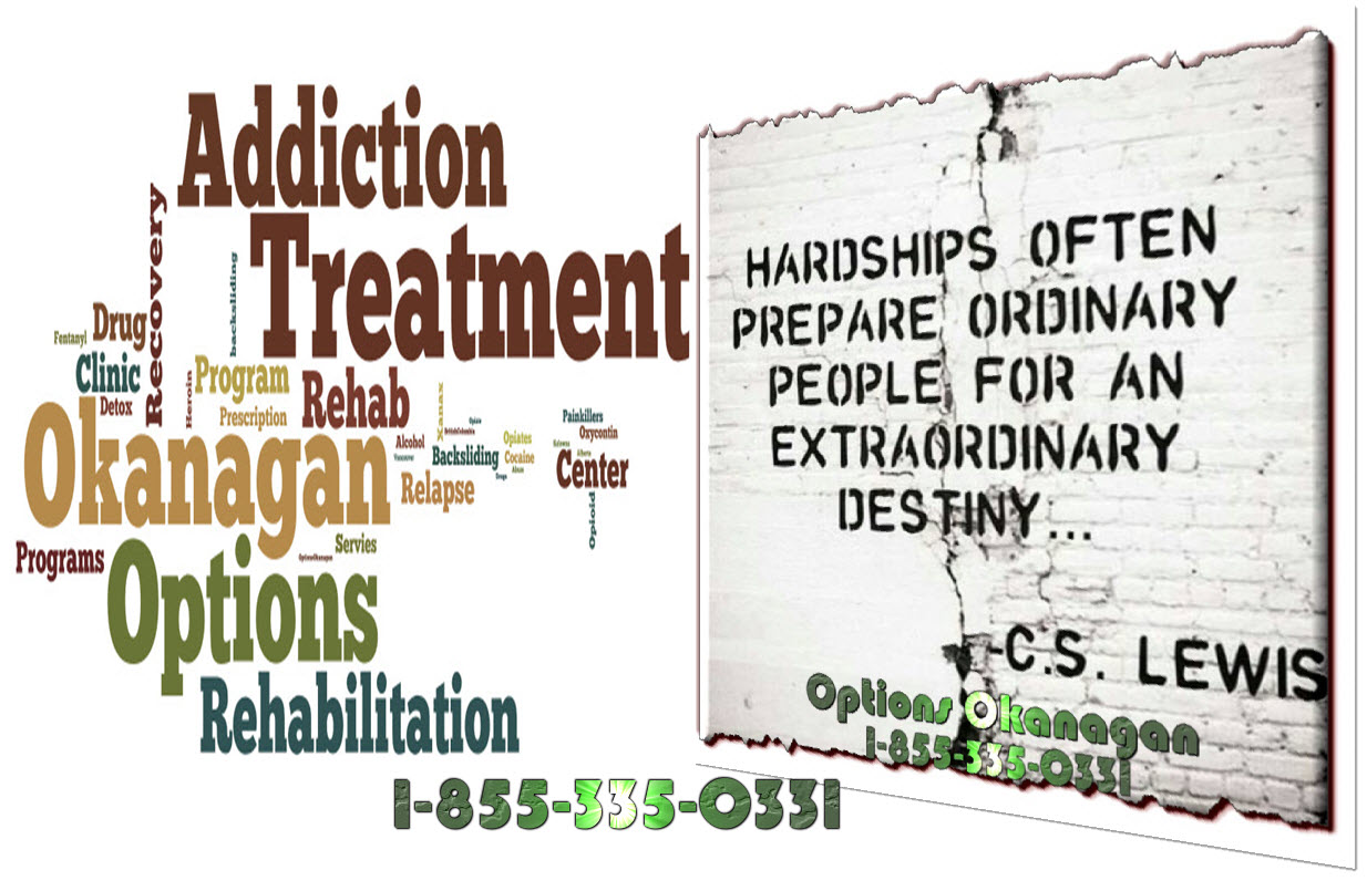Individuals Living with Opiate Addiction in Kelowna