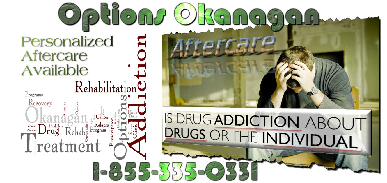Opiate addiction and drug abuse and Addiction Aftercare in Vancouver