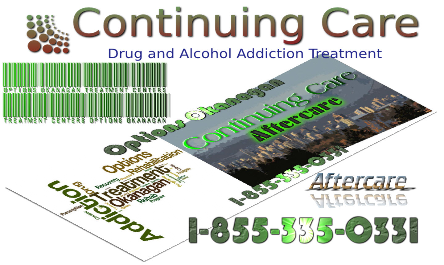 Opiate addiction - Aftercare and Continuing Care in Vancouver