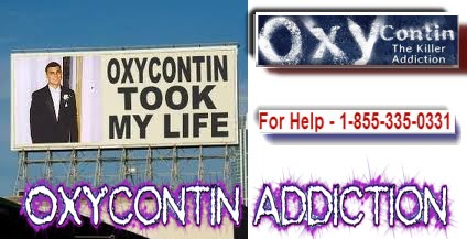 OxyContin addiction and other drug addiction in Kelowna