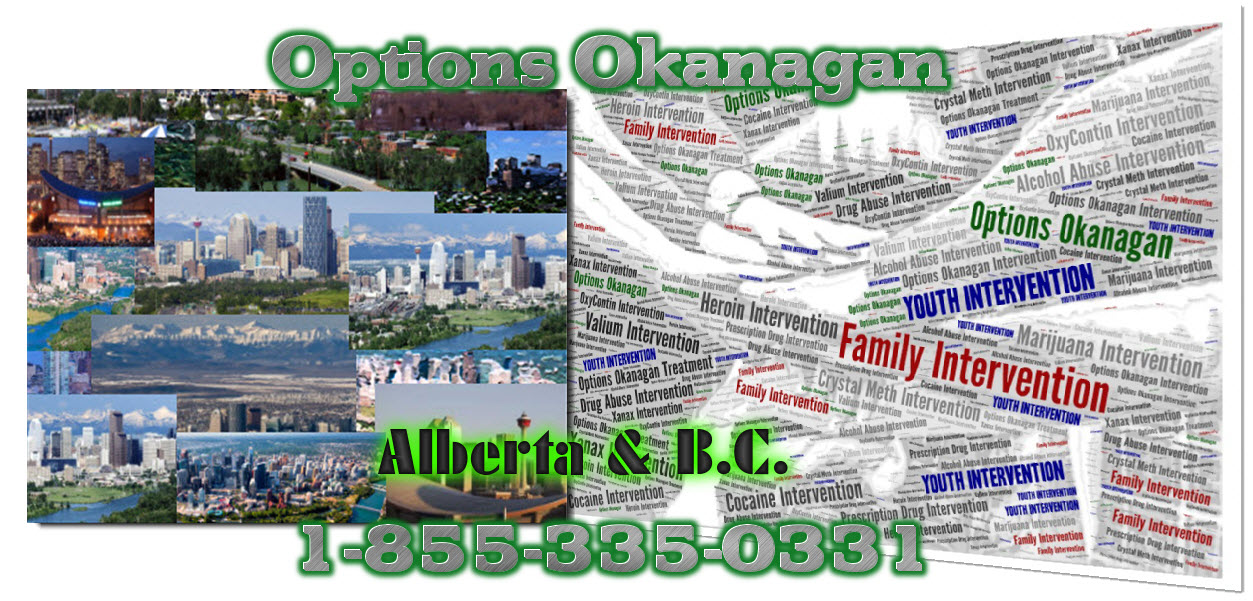Intervention, Opiate addiction and Fentanyl abuse and addiction in Calgary, Alberta